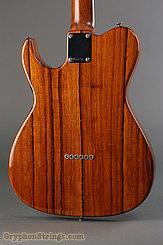 2002 Don Grosh Guitar Hollow Retro VT Palisander Rosewood Image 2