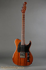 2002 Don Grosh Guitar Hollow Retro VT Palisander Rosewood Image 3