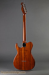 2002 Don Grosh Guitar Hollow Retro VT Palisander Rosewood Image 4