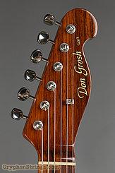 2002 Don Grosh Guitar Hollow Retro VT Palisander Rosewood Image 5