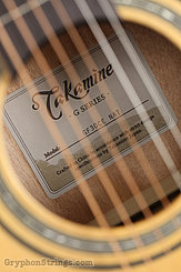 Takamine Guitar GF30CE-NAT NEW Image 6