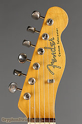 1963 Fender Guitar Telecaster Custom Image 7