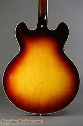 1961 Gibson Guitar ES-335 Sunburst Image 2