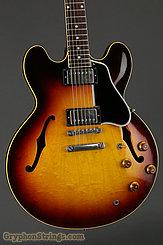 1961 Gibson Guitar ES-335 Sunburst Image 5