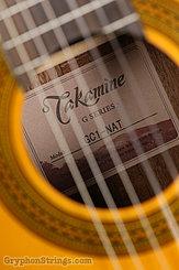 Takamine Guitar GC1-NAT NEW Image 6
