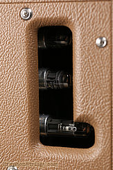 Carr Amplifier Raleigh  1x10 Combo, Cocoa NEW Image 4