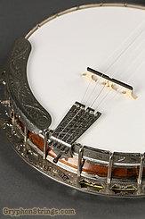 1980 Stelling Banjo Golden Cross Engraved Image 10