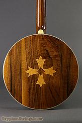 1980 Stelling Banjo Golden Cross Engraved Image 2