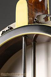 1980 Stelling Banjo Golden Cross Engraved Image 6