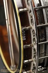 1980 Stelling Banjo Golden Cross Engraved Image 8