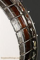 1980 Stelling Banjo Golden Cross Engraved Image 9
