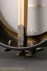 "Rickard Banjo Maple Ridge, 11"", Antiqued brass hardware NEW Image 7"