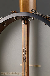 "Rickard Banjo Cherry Little Wonder, 12"" head NEW Image 6"