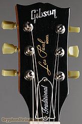 2017 Gibson Guitar Les Paul Traditional Antique Burst Image 5