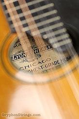 1922 Lyon & Healy Mandolin Style A Image 11