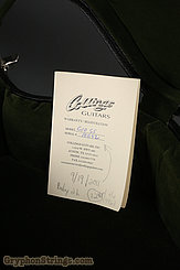 2011 Collings Guitar C10 Short Scale Image 11