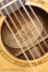 2005 Baranik Guitar CX Cutaway Image 9