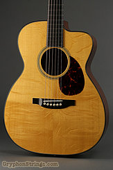 2011 Bourgeois Guitar OMC Custom