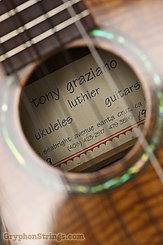 1996 Graziano Ukulele 6-String Concert Image 10