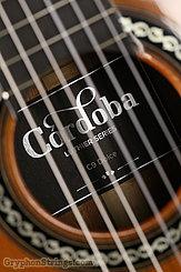c. 2013 Cordoba Guitar C9 Dolce 7/8 Size Image 8