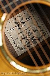 1995 Goodall Guitar RS Rosewood Standard Image 10