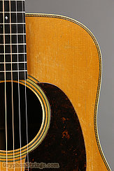 1943 Martin Guitar D-28 Image 8