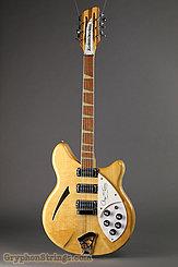 1990 Rickenbacker Guitar 370/12RM Roger McGuinn Image 3