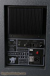 2011 Schertler Amplifier Side 150 + 30 Watt Biamplified Loudspeaker Image 3