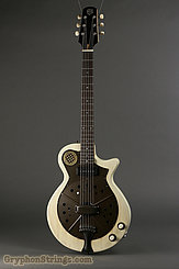 National Reso-Phonic Guitar Pioneer, RP2, WB, Translucent Ivory NEW Image 3