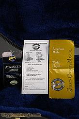 2004 Gibson Guitar Advanced Jumbo natural Image 11