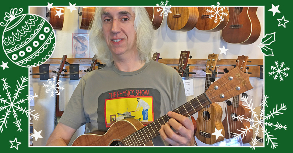 12/17/2020 - Grag Vaughan's Rock Your Uke-Holiday Edition