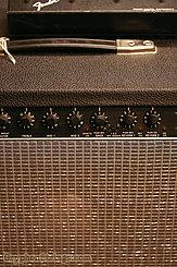 1983 Fender Amplifier Fender Showman 112 w/ Cover Image 3