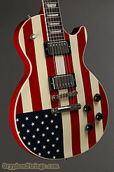 2001 Gibson Guitar Les Paul Stars and Stripes Image 5