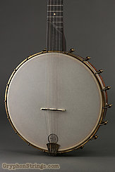 "Pisgah Banjo Pisgah Wonder 12"", Curly Maple, Aged Brass Hardware 5 String NEW"