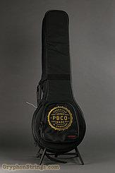 """Pisgah Banjo Pisgah Wonder 12"""", Curly Maple, Aged Brass Hardware 5 String NEW Image 11"""