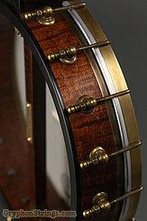 """Pisgah Banjo Pisgah Wonder 12"""", Curly Maple, Aged Brass Hardware 5 String NEW Image 5"""