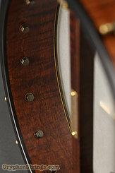 """Pisgah Banjo Pisgah Wonder 12"""", Curly Maple, Aged Brass Hardware 5 String NEW Image 6"""