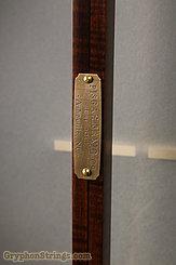 """Pisgah Banjo Pisgah Wonder 12"""", Curly Maple, Aged Brass Hardware 5 String NEW Image 7"""