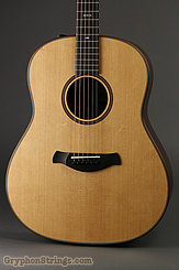Taylor Guitar 717e, V-Class, Builder's Edition,  Natural top NEW Image 1