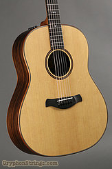 Taylor Guitar 717e, V-Class, Builder's Edition,  Natural top NEW Image 5