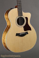 Taylor Guitar 214ce-K NEW Image 5