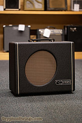 "Carr Amplifier Mercury V 1x12"", Black NEW"