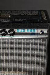 2015 Fender Amplifier '68 Custom Deluxe Reverb Image 5