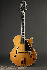 2009 Heritage Guitar Super KB Antique Natural Image 3