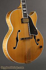 2009 Heritage Guitar Super KB Antique Natural Image 5