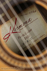2012 Kremona Guitar F650 Image 7