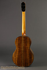 2016 Les Stansell Ukulele Custom Myrtle Cedar Image 4