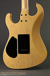 2020 Asher Guitar Marc Ford TV Yellow Image 2