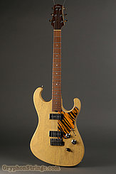 2020 Asher Guitar Marc Ford TV Yellow Image 3