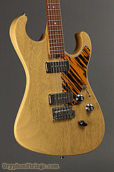2020 Asher Guitar Marc Ford TV Yellow Image 5